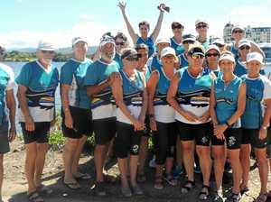 Rainbow club shines at Gold Coast regatta