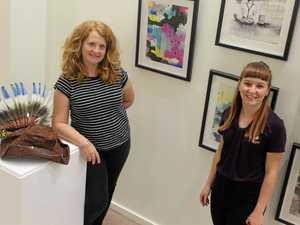 Artistic pairing to kick off gallery season