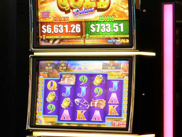 Mackay gamblers lose more money in July than any other month.