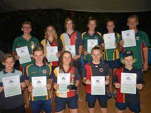 Swimmers fire up at the Warwick All Schools