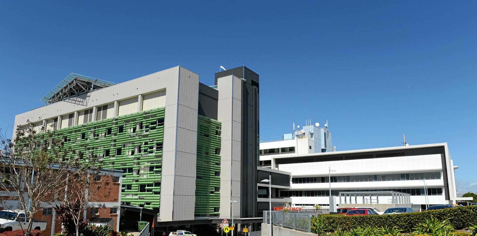 Rockhampton hospital, generic.    Photo: Chris Ison / The Morning Bulletin