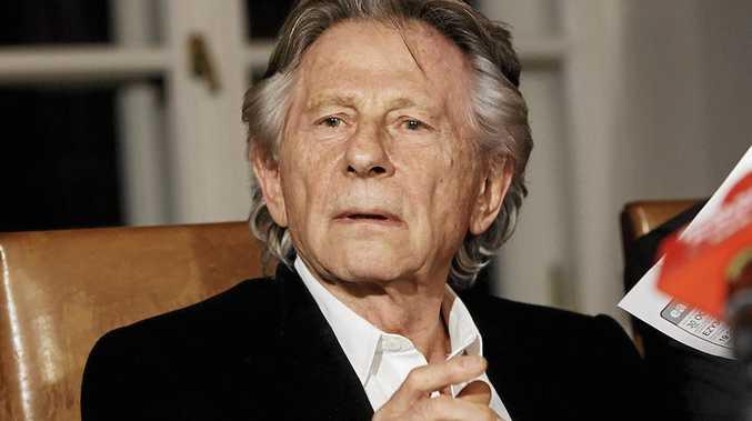 Filmmaker Roman Polanski.