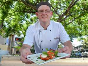 Lismore Workers Club chef, Alan Boyd, will be cooking up two plates at this year's Eat the Street festival.