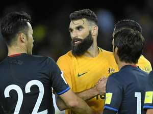 Skipper no sure thing for Socceroos