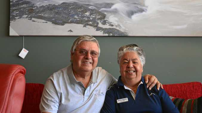FRESH START: Alfred and Lily Duggan will leave Harvey Norman Furniture to enjoy semi-retirement.
