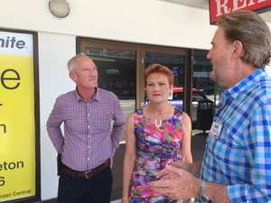 One Nation's assault on Sunshine Coast takes shape
