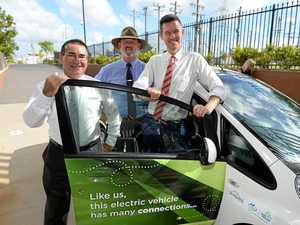 Council goes back to the future with electric cars