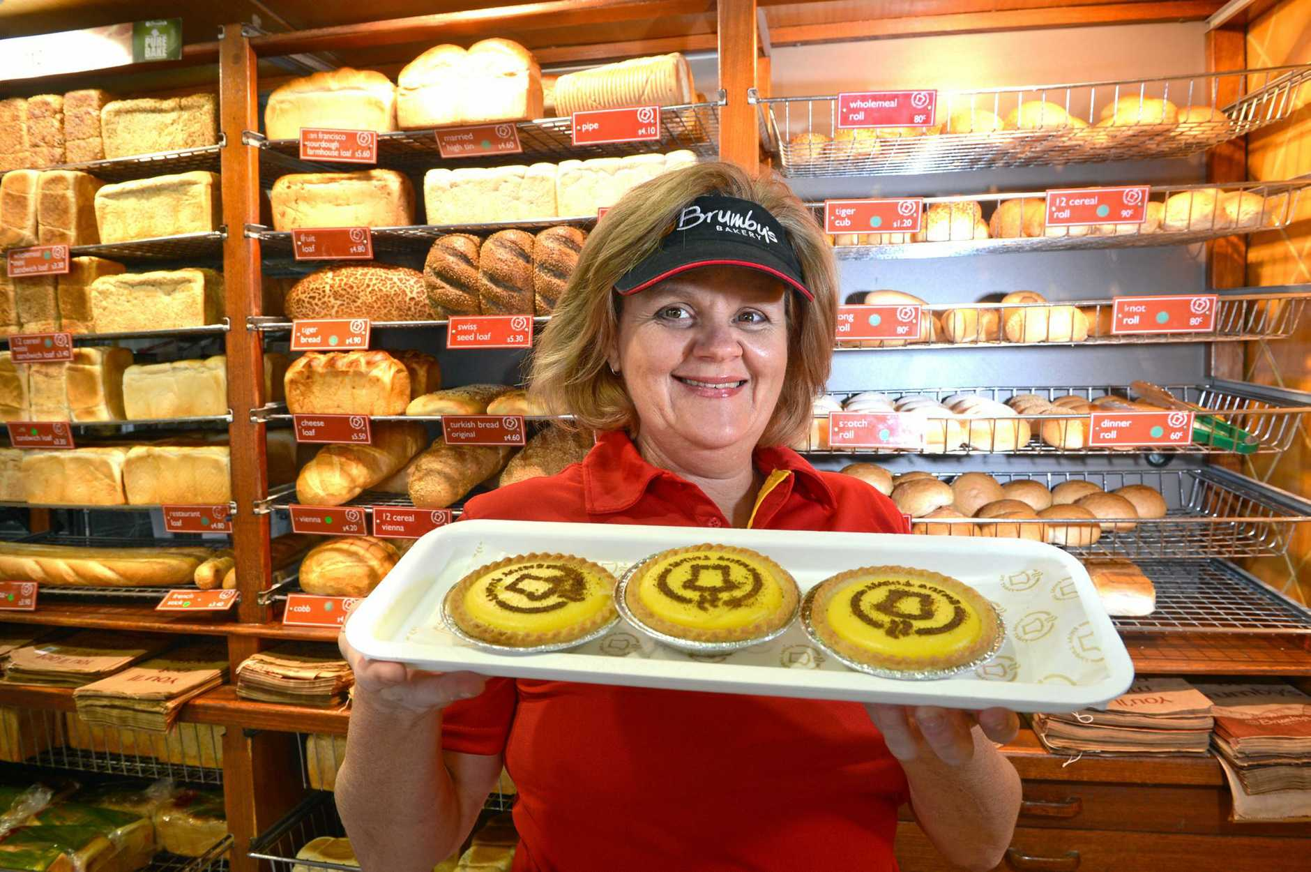 A new Brumby's Bakery will open at Parkhurst soon.