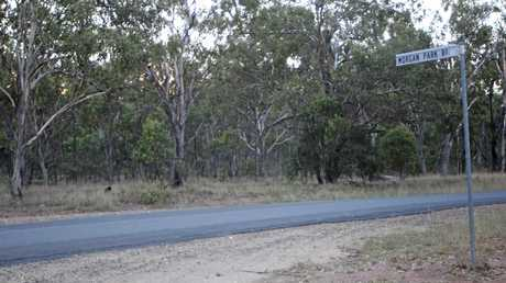 The intersection of Old Stanthorpe and Morgan Park Rds is central to a land rezoning proposal.