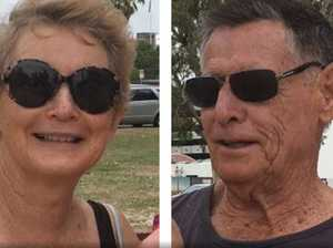 Queensland couple didn't know they were missing