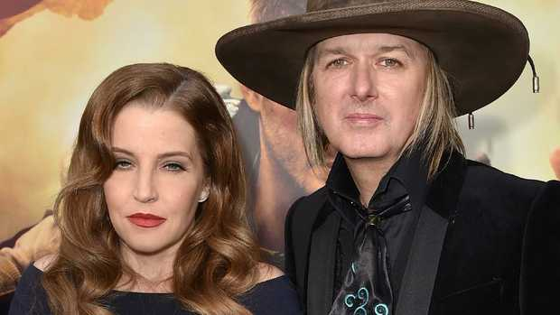 Lisa Marie Presley's twin daughters, 8, taken by social services
