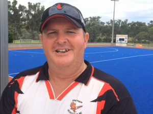 Stephen Hawthorne talks about Condy Super Nines hockey win
