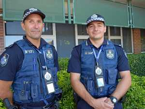 New police recruits hit the Bundaberg beat