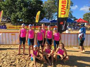 North Barrier Nippers get gold at States