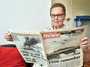 Darwin evacuee to mark bombing's 75th anniversary