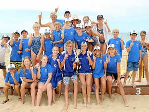 Maroochydore defends its surf lifesaving crown