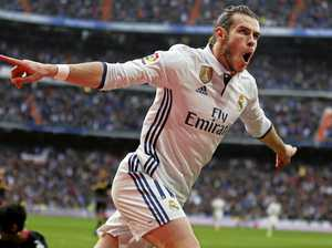 Bale on target for Real in comeback game