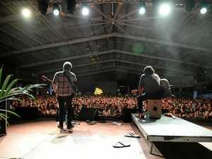 Busby Marou call Rockhampton show 'best gig' of career