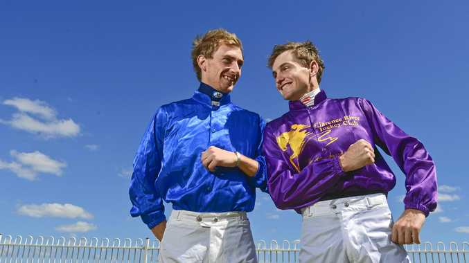 JOCKEY CHAT: Grafton jockeys Ben Looker and Matt McGuren are clear leaders of the local premiership rankings and now in a race to be first to 100 wins for the season.