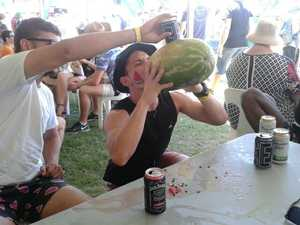 7 absolute 'euphoric' moments at Chinchilla Melon Festival