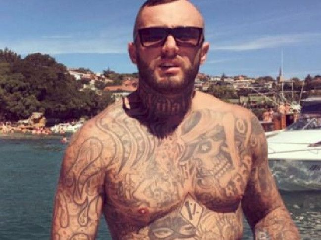 Michael 'Ruthless' Davey was a fun loving gangster thug and bikie before his murder.