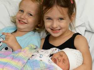 Spencer and Arya welcome baby Riley