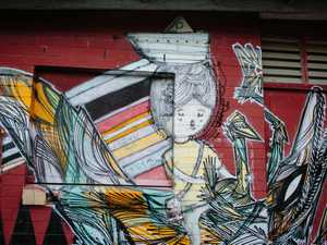 Send yourself on a scavenger hunt around Brisbane to discover the incredible street art.