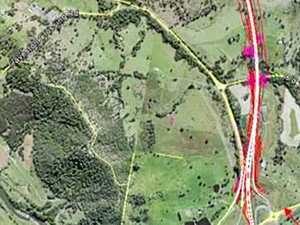Sneak peek of Cooroy to Curra upgrade today