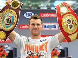 'Pacman' games continue for Jeff Horn