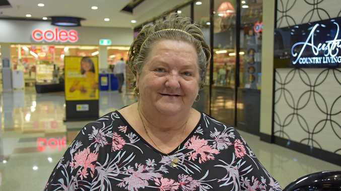 Norman Gardens pensioner Susan Darr is surprised we spend more than those in the city, but writes down every dollar she spends in a budget book.