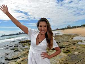 Nadia visits Coast to escape Married At First Sight drama