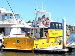 Mooloolaba Coast Guard head and deputy stood down