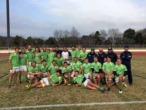 Downs Rugby boys win again in Japan