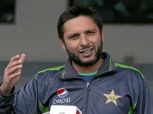 It's bye bye Boom Boom as Afridi quits
