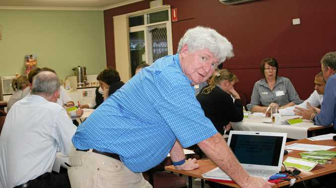 Bank of I.D.E.A.S founder Peter Kenyon will host two workshops about building better communities on the Fraser Coast in April.