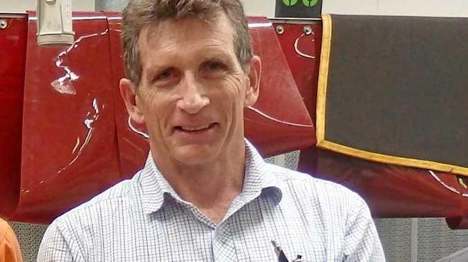 Steve Bird, CQUniversity Mackay-based deputy dean of vocational education training at the School of Engineering & Technology.