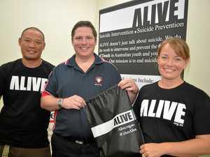 WDJRL backs Alive program for youth at risk
