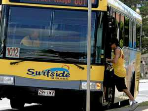 Surfside Buslines is reviewing its services.