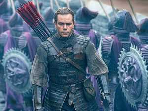 MOVIE REVIEW: Matt Damon's The Great Wall gets lost