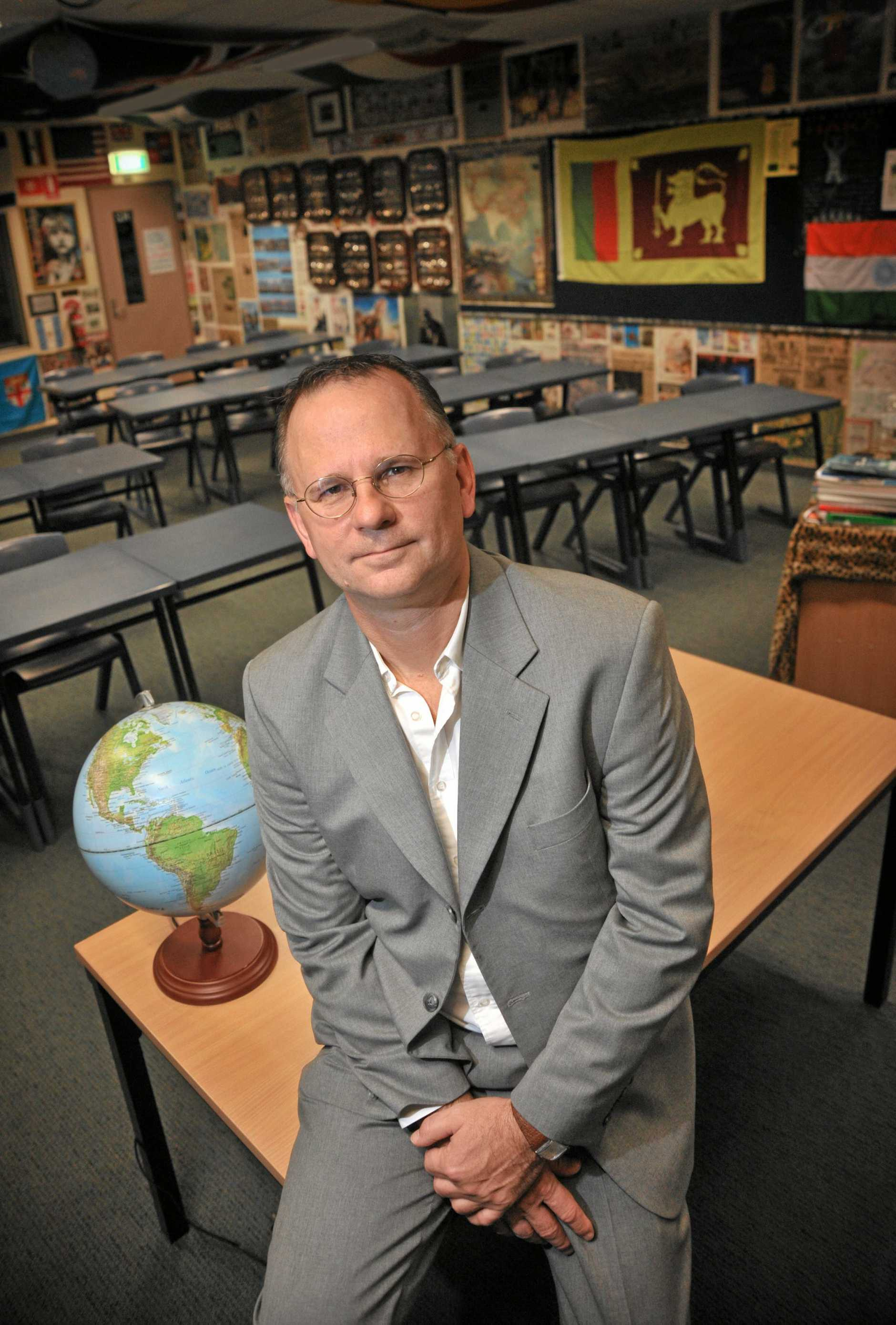 Dr Michael Nagel