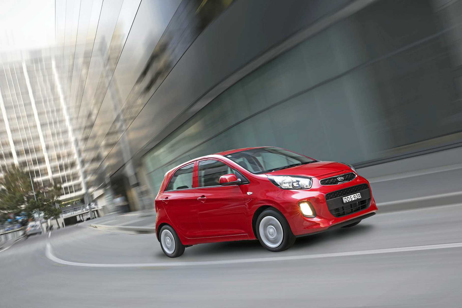 Best Micro Car was the Kia Picanto Si.