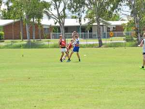 U12 Capricornia schoolboys trials