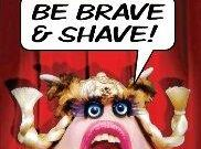 World's Greatest Shave.