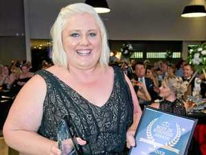 WINNER: Star Liquor retail manager Rachael Coleman won the best individual service award and the best retail over 10 staff award.