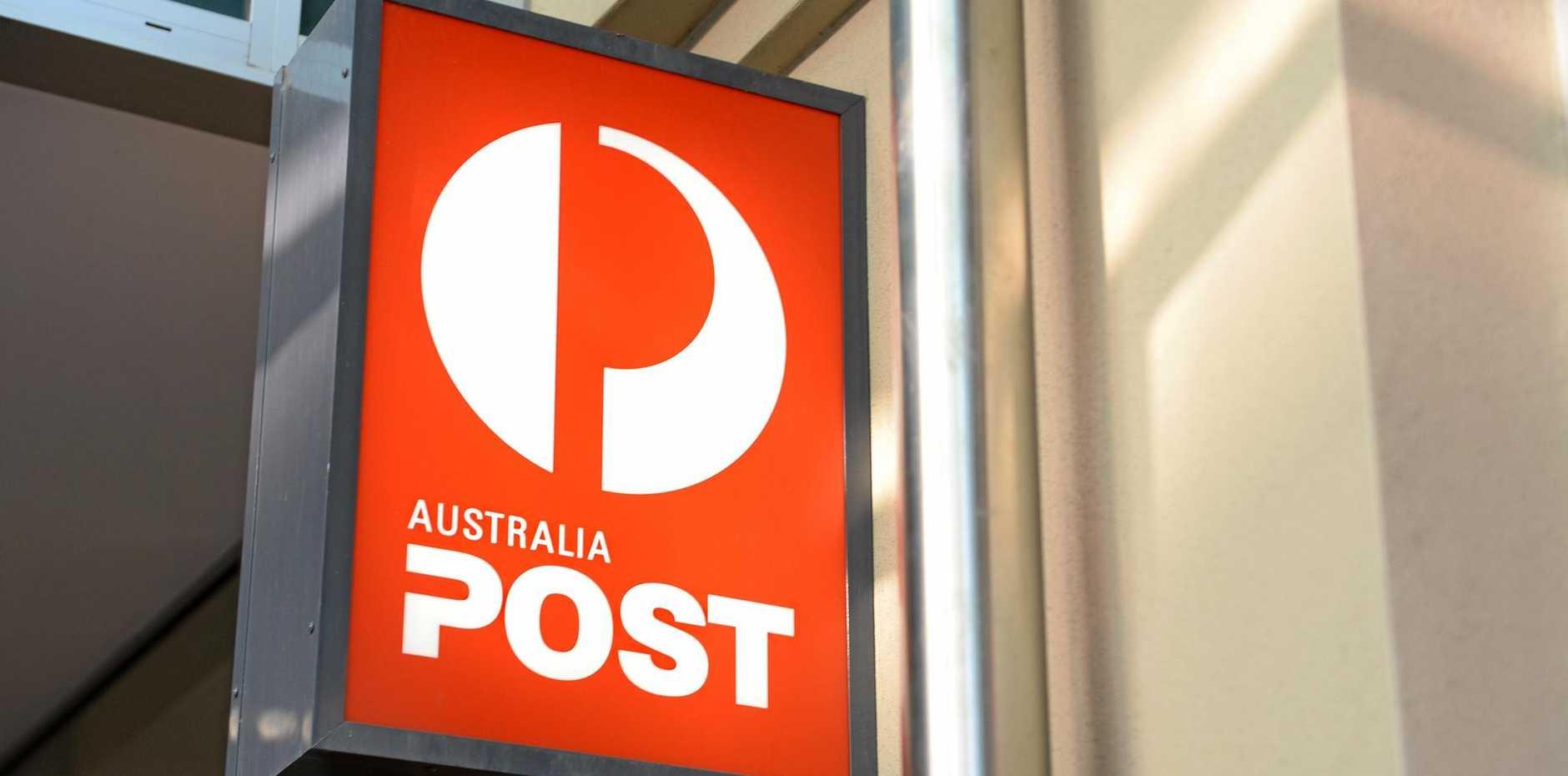 Australia Post.
