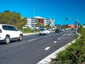 The $20 million completed upgrade of Maroochydore's Evans St.