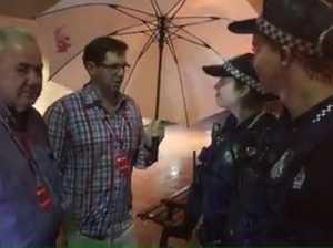 Toowoomba mayor braves violence and drunks in CBD