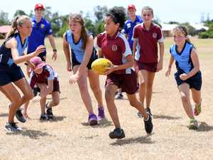 Brisbane Lions Coaching Clinic