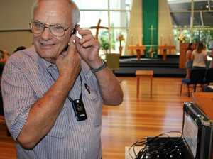 Technology helps churchgoers hear the message
