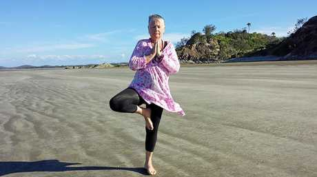 ISLAND ESCAPE: Capricorn Coast yoga instructor and wellness retreat facilitator Elaine Warcon is collaborating with local business Green Aura to host a Winter Wellness Retreat at Pumpkin Island in June.